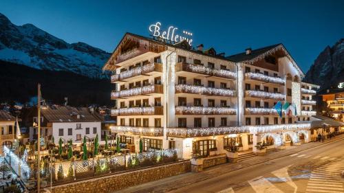Hotel Bellevue Suites & Spa Cortina d'Ampezzo