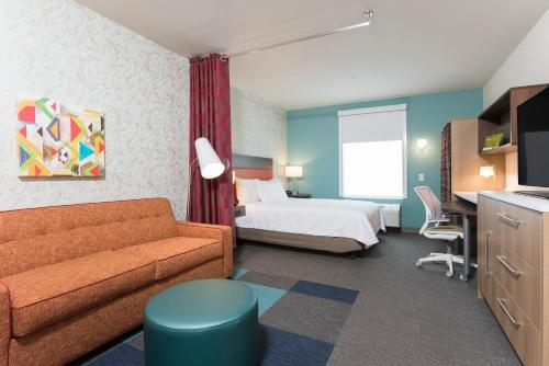 . Home2 Suites by Hilton Louisville Downtown NuLu