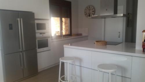 Four-Bedroom House Casa Rural Aromas del Campo 1