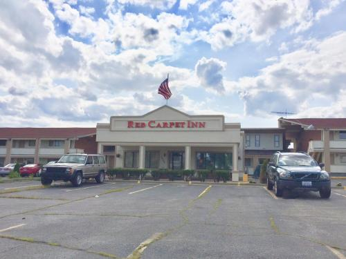Red Carpet Inn North Chicago - Great Lakes, Illinois