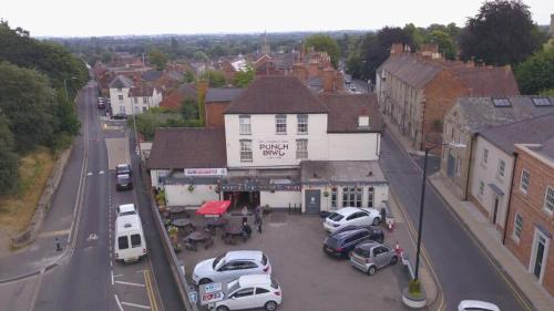 The Punch Bowl Pub