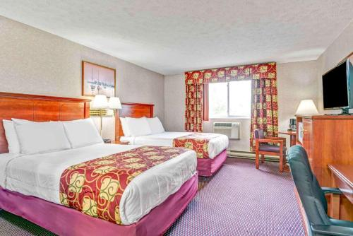 Days Inn By Wyndham Airport/Maine Mall - South Portland, ME 04106