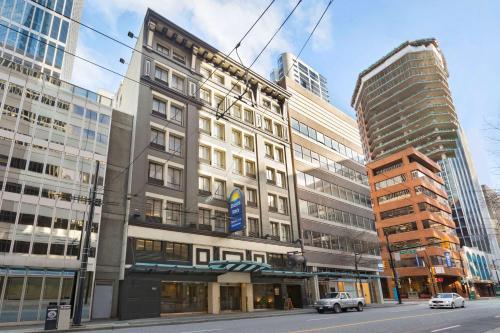 Days Inn - Vancouver Downtown