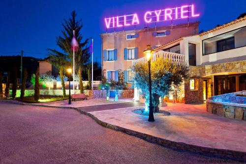 . Villa Cyriel