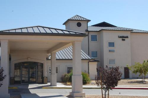 . Landmark Inn Fort Irwin