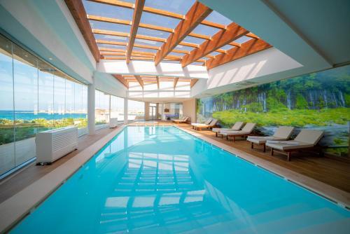 Ramla Bay Resort Hotel Review Mellieha Malta Telegraph
