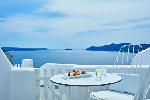 Kirini Santorini, The Leading Hotels of the World Zimmerfotos
