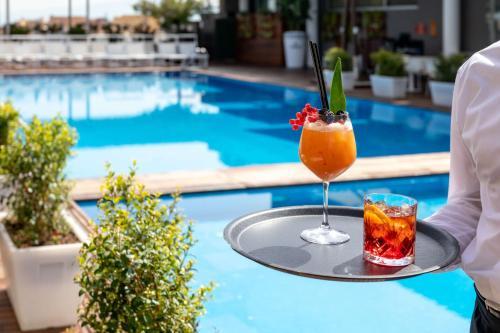 Radisson Blu es. Hotel, Roma impression