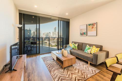 Hope Apartment at South Brisbane