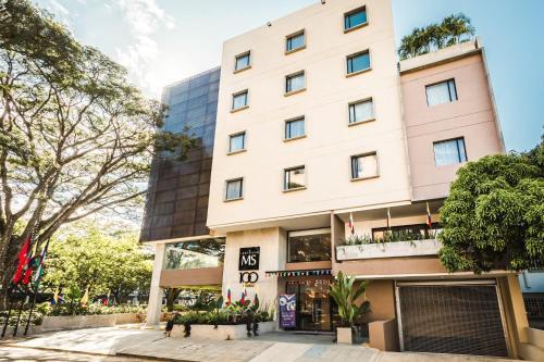 Hotel MS 100 Ciudad Jardin