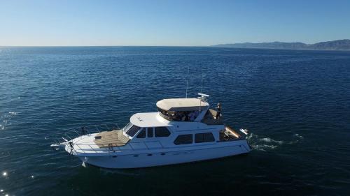 59ft Custom Luxury Yacht
