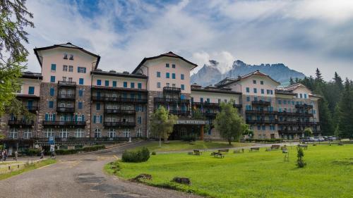 Residence Grand Hotel Carezza - Apartment - Nova Levante