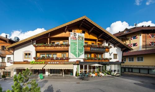 Hotel Hubertushof Lermoos