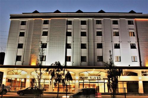 Trabzon Grand Vaves Hotel odalar