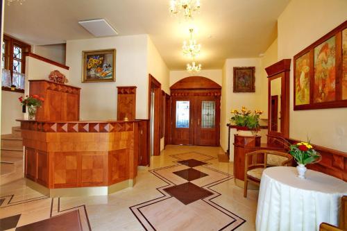 . Restaurace a hotel Fortna