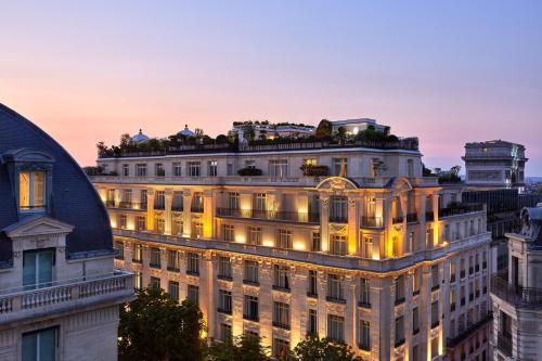 Hôtel Raphael - Hôtel - Paris