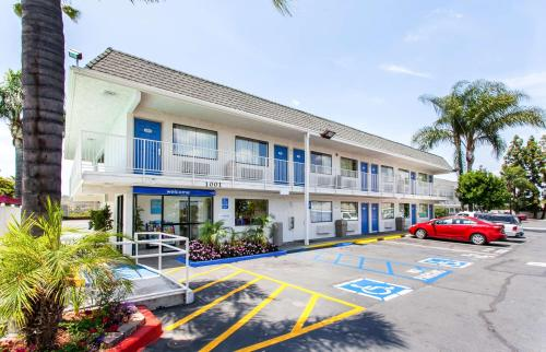 Motel 6-Rosemead CA - Los Angeles