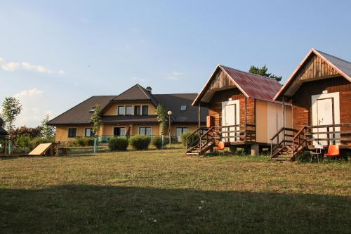 Camping v Ráji - Palda