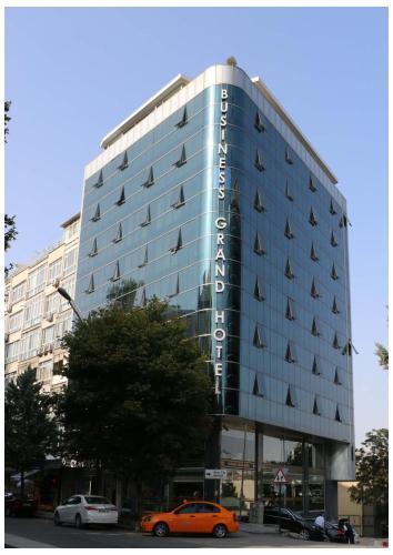 Ankara Business Grand Hotel rezervasyon