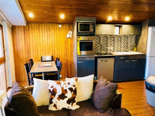 appartement 2 pieces valberg - Apartment - Valberg