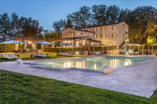 . Villa Pitti Amerighi - Residenza d'Epoca