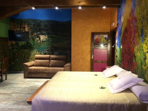 Suite Junior Hotel SPA Bodega El Lagar de Isilla 3