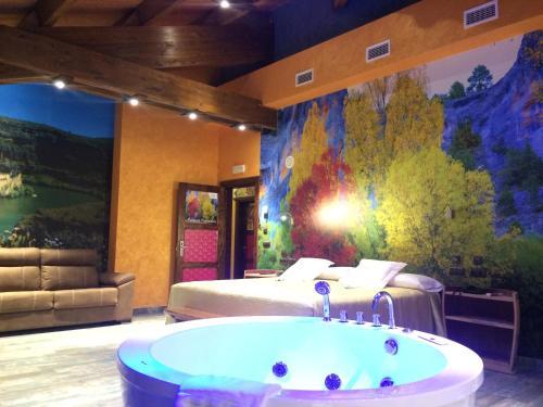 Junior Suite Hotel SPA Bodega El Lagar de Isilla 2