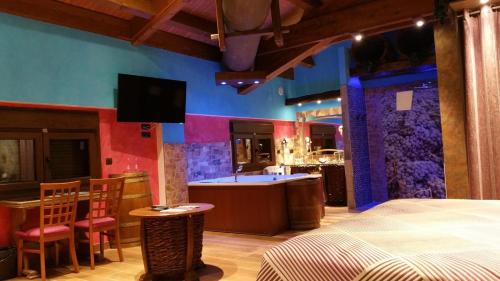 Suite de 1 dormitorio Hotel SPA Bodega El Lagar de Isilla 5