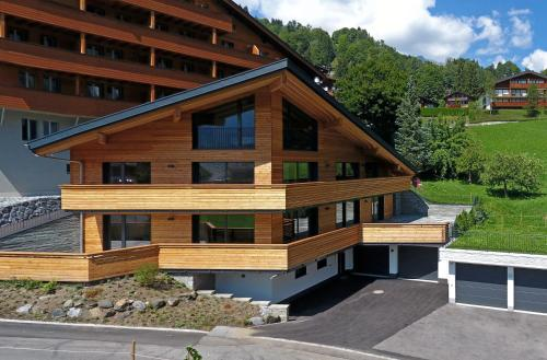 Chalet Isch - GriwaRent AG Grindelwald