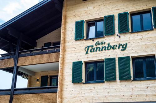 Haus Tannberg - Apartment - Kleinwalsertal