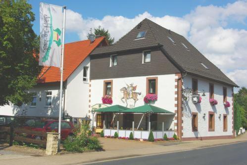 . Land-gut-Hotel Räuber Lippoldskrug
