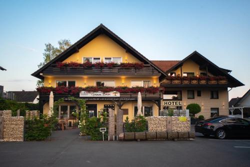 . Hotel Garni Zum Grünen Baum