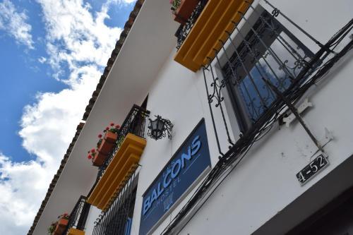 . Les Balcons Hostel