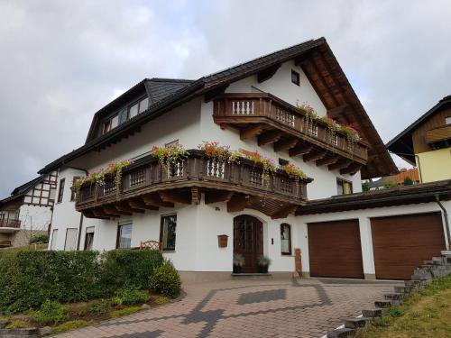 Ferienwohnung Haus Kapellenblick Winterberg