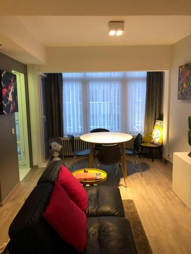 Studio Danielle, Pension in Ostende