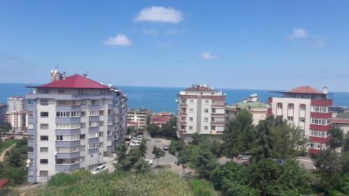 Trabzon Karabina Apartment odalar
