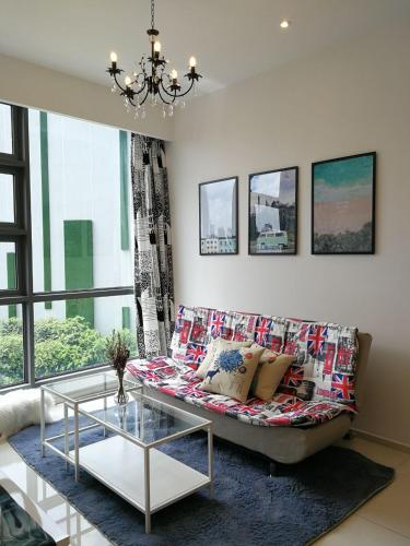 Best Sky Pool [Robertson Residences@ KL City Centre], Kuala Lumpur