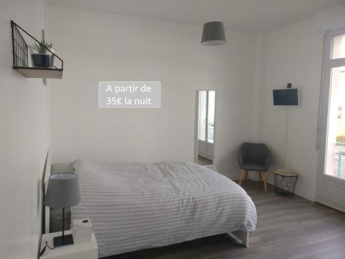 Appart Hôtel L'Angélique - Hôtel - Saint-Nazaire
