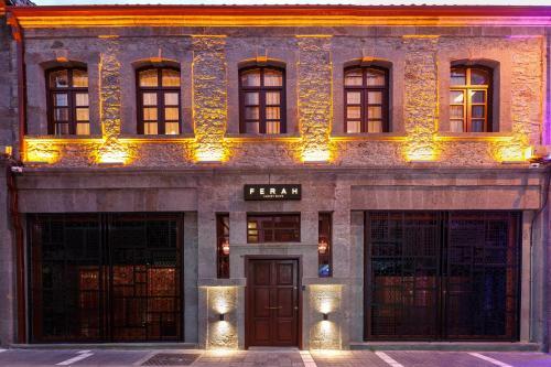 Trabzon Ferah Luxury Villa rezervasyon