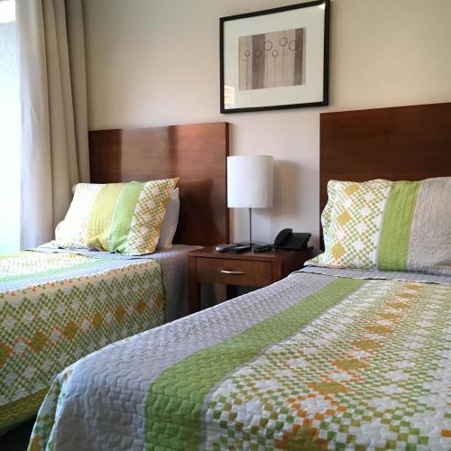 Hotel Suite Santiago Apart