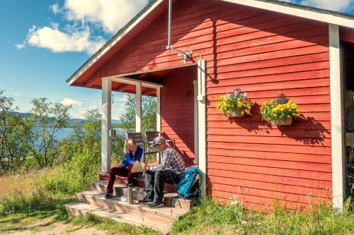 . Kilpisjärven Retkeilykeskus Cottages