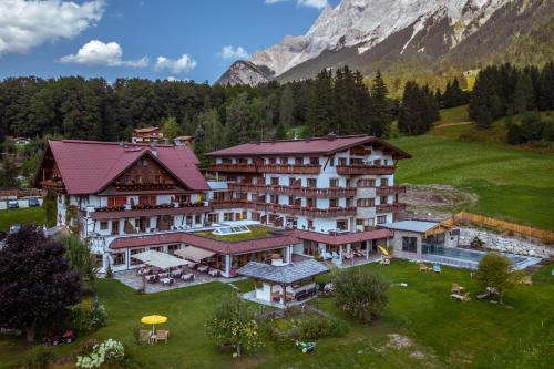 hotel spielmann ehrwald