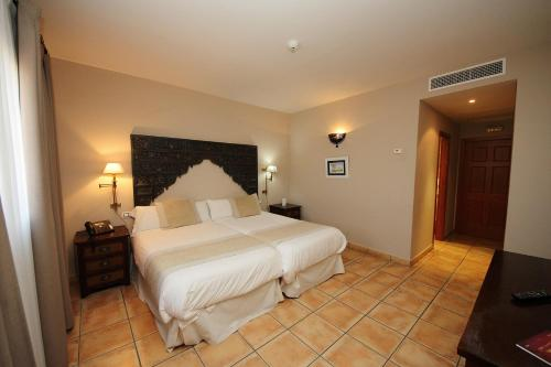 Double or Twin Room - single occupancy Hotel Château Viñasoro 2
