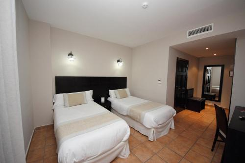 Double or Twin Room - single occupancy Hotel Château Viñasoro 6