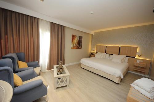Suite Junior Hotel Château Viñasoro 1