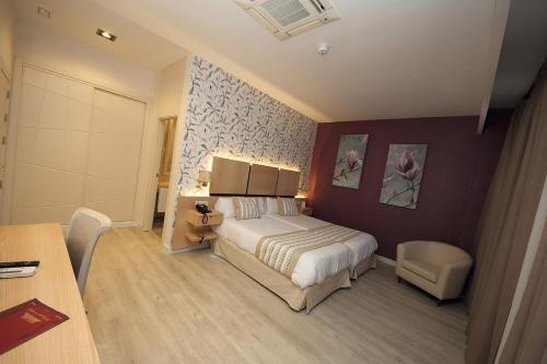 Habitación Doble Superior - 1 o 2 camas - Uso individual Hotel Château Viñasoro 3
