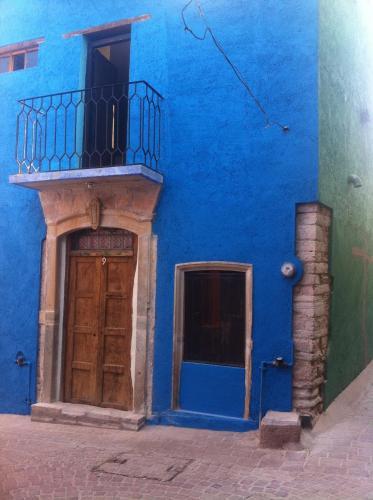 Hotel del Color, Guanajuato