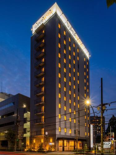 Super Hotel Tokyo Shiba Super Hotel Tokyo Shiba
