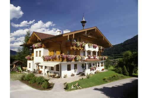 Pension Unterhof - Accommodation - Flachau