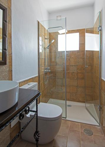Junior Suite with Terrace - single occupancy Finca Isolina Hotel Boutique 12
